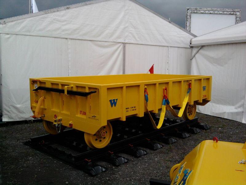 Container ferroviaire