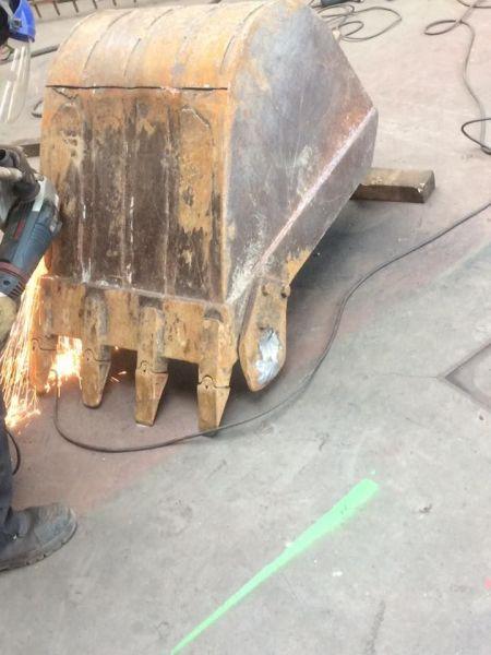 Réparation bac génie civil